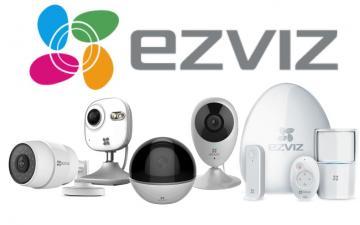 EZVIZ на страже вашего дома
