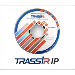 TRASSIR AnyIP лицензия на подключение по нативному, ONVIF или RTSP протоколу