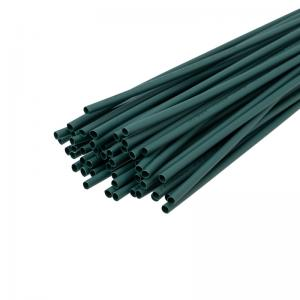 Термоусадка 3.0/1.5мм зеленая 0.5м