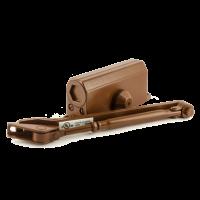 Доводчик Nora-M 530 ЕСО (50-90 кг) (коричневый),морозостойкий