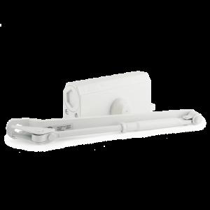Доводчик NORA-M №3S до 50-80кг (белый)