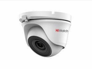 Видеокамера HiWatch DS-T123 (6 mm)