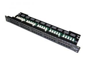ISDN-50 Патч-панель (19'' 1U 50 розеток RJ45 8P4C)