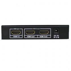 OSNOVO D-Hi102/mini разветвитель HDMI сигналов 1вх./2вых