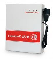 «Соната-К-120М» Прибор управления речевыми оповещателями
