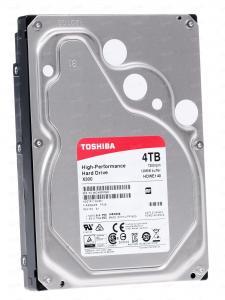 Накопитель TOSHIBA X300 HDWE140UZSVA, 4Тб