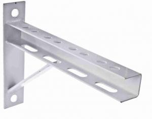 Кронштейн консольный с опорой L=400 мм