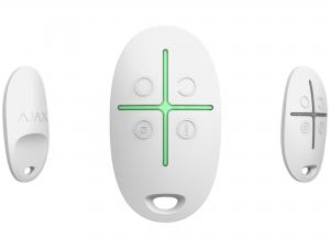 Ajax SpaceControl white Пульт управления с тревожной кнопкой