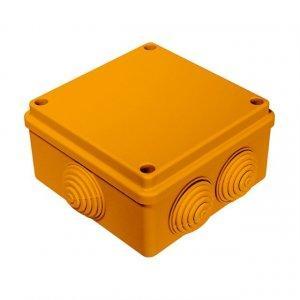 Коробка огнестойкая для о/п 40-0300-FR1.5-6 E15-E120 100x100x50 Промрукав 40-0300-FR1.5-6