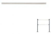 Горизонтальная перемычка (диаметр 32мм) до L-1500мм ХРОМ (Ростов-Дон)