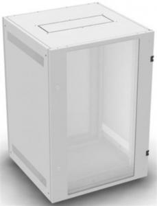 Шкаф напольный 19'' 24U комплект