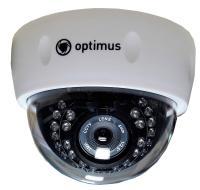 Видеокамера Optimus IP-E021.3(3.6)AP