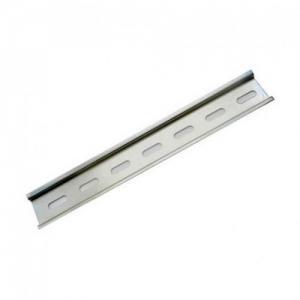 DIN рейка 20 см оцинкованная (YDN10-0020)
