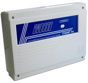 Гранит-4А контроль 4 шлейфов с GSM