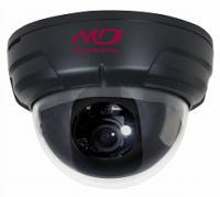 MDC-7120F (купольная ч\б 600ТВЛ) Видеокамера.