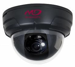Видеокамера MDC-7120F (купольная ч\б 600ТВЛ)
