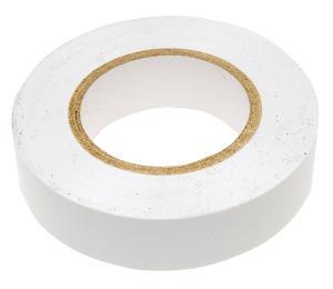 Изолента ПВХ 15*0.13мм белая