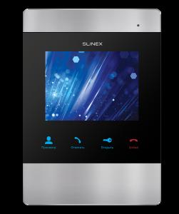Slinex SM-04M (Silver) Монитор домофона