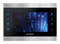 Slinex SL-07IP (Silver+Black) Монитор домофона