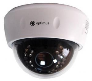 Видеокамера Optimus IP-E021.3(2.8-12)AP