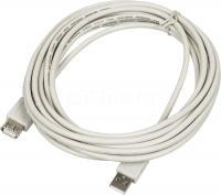 Кабель-удлинитель USB2.0 NINGBO USB A(m) — USB A(f), 5м