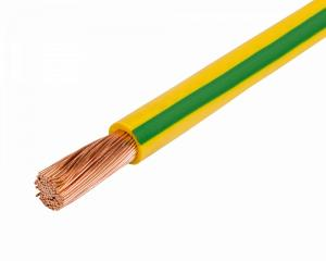 Провод ПВ-3 2.5, желто-зеленый