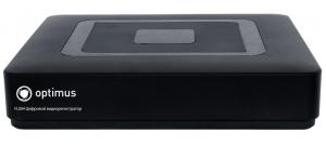 Цифровой гибридный видеорегистратор Optimus AHDR-2004N