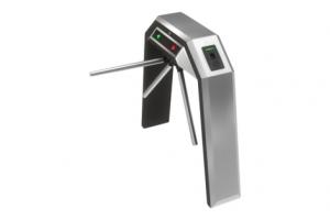 Тумбовая сетевая электронная проходная «STX-04UFЕ» со встроенным биосканером