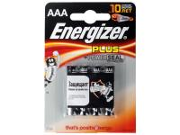 Батарейка ААА Энерджайзер Plus (4 шт)