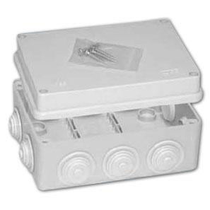 Распред.коробка для Гофра-трубы о/п 190*140*70мм