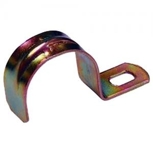 Скоба метал.однолапковая d21-22 ИЭК