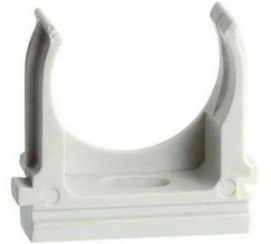 Скобы для крепленя Гофра-трубы d.20mm (держатель/клипса CF20)