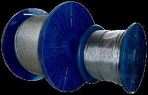 Трос стальной d.2 mm