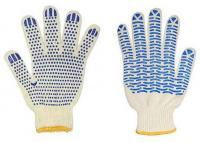 Перчатки рабочие ПВХ Волна/Протектор 423/430