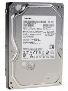 Накопитель HDD SATA 1Tb Toshiba