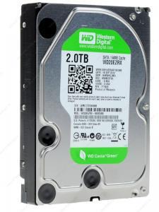 Накопитель HDD SATA 2TB WD