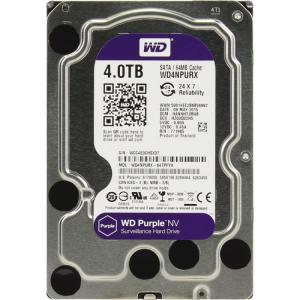 Накопитель HDD SATA 4TB WD Purple