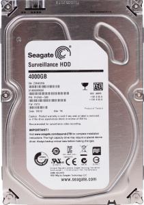 Накопитель SEAGATE Surveillance ST4000VX000, 4Тб