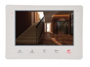 Видеодомофон Optimus VM-7S (w)