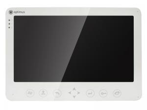 Видеодомофон Optimus VM-E10 (w)