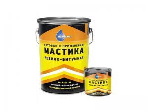 Мастика резино-битумная 1,8кг