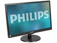 "Монитор ЖК PHILIPS 223V5LHSB2 21""5, черный"