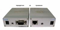 OSNOVO TA-V/2+RA-V/2 Комплект (передатчик+приёмник) VGA и аудиосигнала