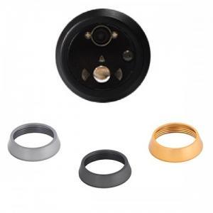 Кольцо для видеодомофона Optimus DB-01 (черный)