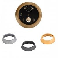 Кольцо для видеодомофона Optimus DB-01 (золото)