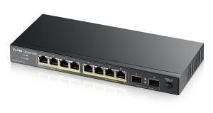 Коммутатор ZYXEL GS1100-10HP, GS1100-10HP-EU0101F