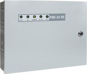РИП-24 исп.50 (РИП-24-2/7М4-Р-RS) Источник питания резервированный для ИСО «Орион»