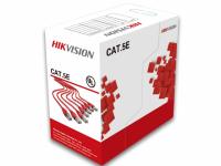 Кабель UTP Hikvision DS-1LN5E-S
