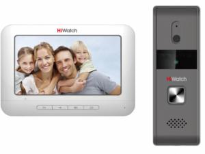 Комплект домофона HiWatch DS-D100K