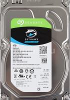 "Жесткий диск SEAGATE Skyhawk ST4000VX007, 4Тб, HDD, SATA III, 3.5"""